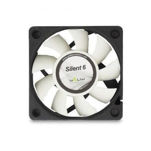 Gelid Solutions Silent 6 60 x 15 mm Quiet Case Fan