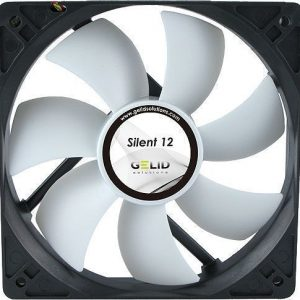 Gelid Silent 12 120mm Quiet Case Fan