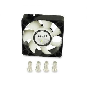 Gelid Solutions Silent 5 50 x 15 mm Quiet Case Fan