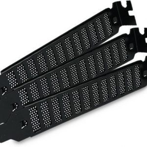 Gelid PCI Bracket with Removable Dust Filter pack of 3