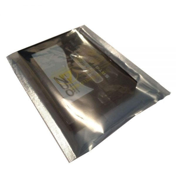 10 x SHL Antistatic Metallic Shielding bag 3.5 x 4.9 inch (8.9 x 12.5cm)