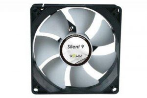 NEW! Gelid Solutions Silent 9 Quiet PC Case Fan 92mm