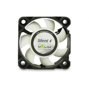 Gelid Solutions Silent 4 40 x 10 mm Quiet Case Fan