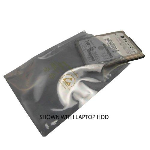 50 x SHL Brand Antistatic Metallic Shielding bag 4 x 6 inch (10 x 15.5 cm) - SHL4x6