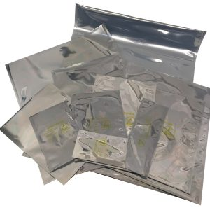 100 x SHL Antistatic Metallic Shielding ESD bag 8 x 16 inch (21.5 x 40.5 cm)