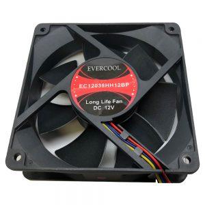 EverCool U-FAN-8 80mm USB Fan